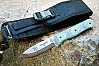 TOPS D Fly 4.5 - Top Quality Bushcraft Knife